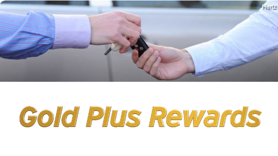 Hertz Gold Plus